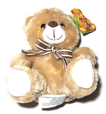 Urso de Pelúcia Pequeno Fizzy