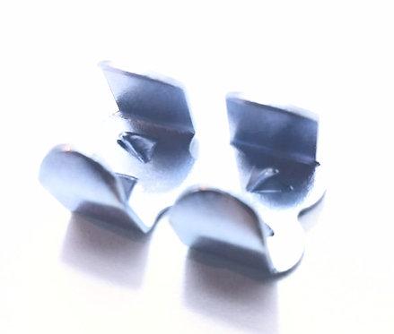 Presilha Dupla Para Cordas 8 e 10mm