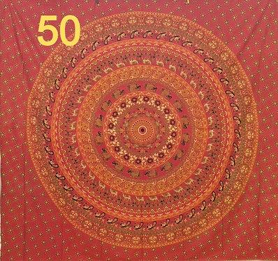 Colcha Indiana Casal n50