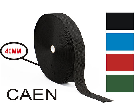 Fita CAEN 40mm - Rolo 50 metros