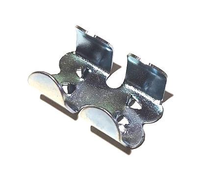 Presilha Dupla Para Cordas de 8mm e 10mm