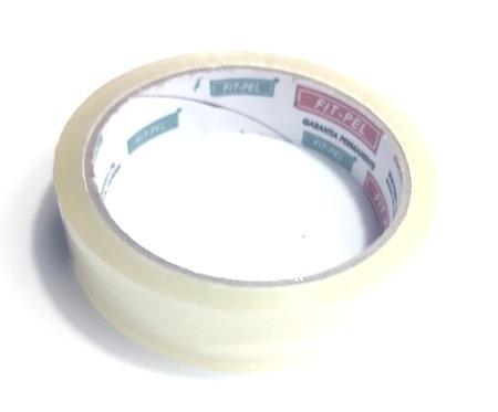 Fita Adesiva Transparente Fit Pel 25mm