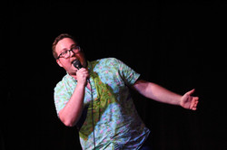 Upscale Firesale, Comedy