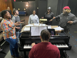 Love and Southern D!scomfort Rehearsal: 2020