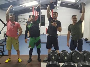 Функциональный тренинг – спорт для настоящих мужчин.
