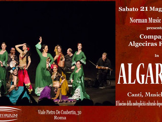 ALGARABÍA Canti, Musiche e Danze