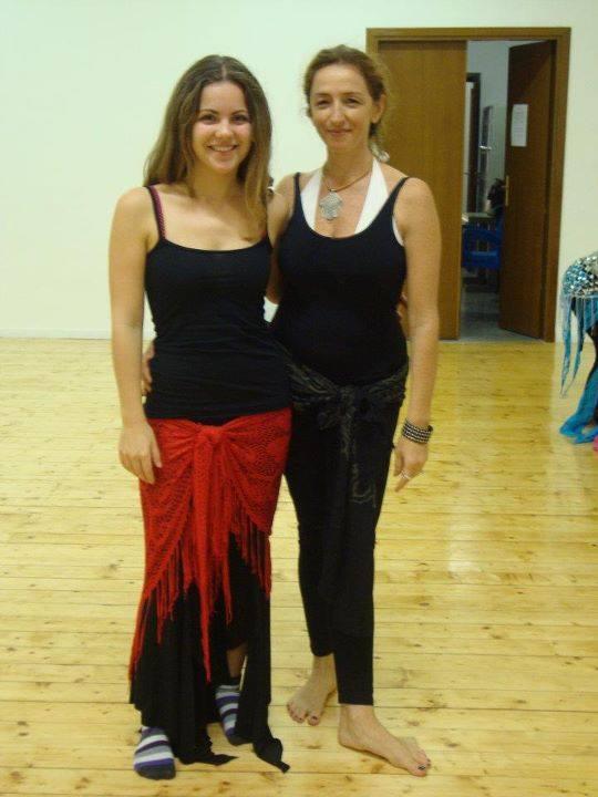 ATS con Lara Rocchetti