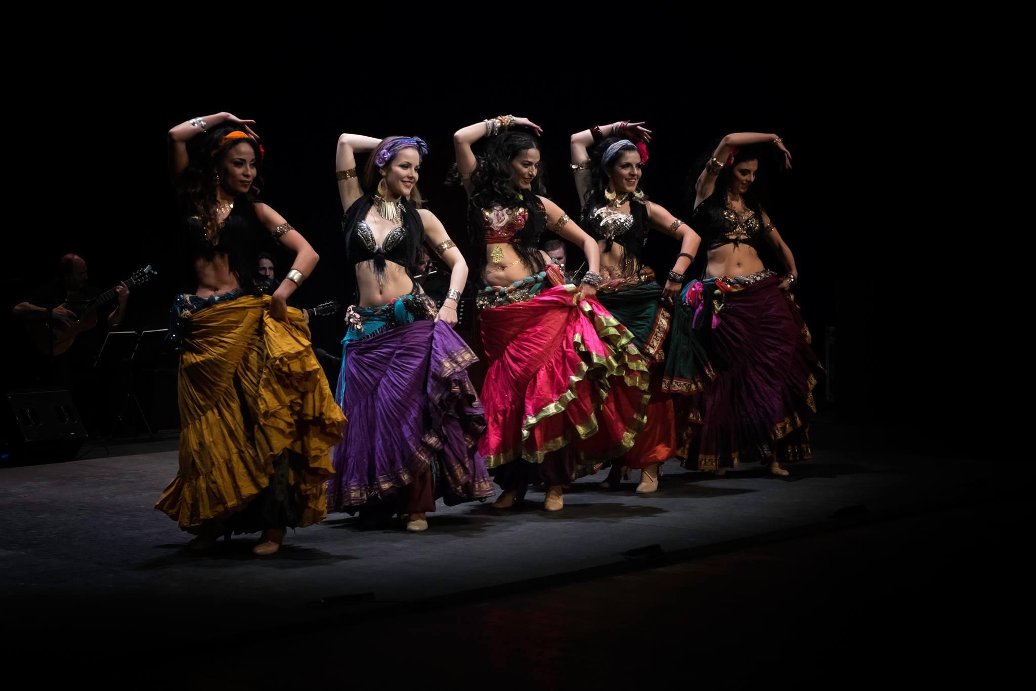 ALGARABIA canti, musiche e danze