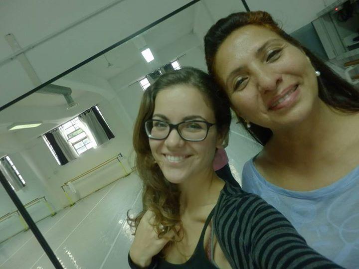 Barre du Travail con Djamila Chebra