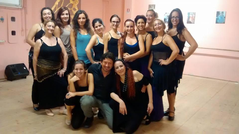 Stage Danza Moresca, Lila Zellet