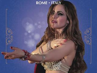 International Gala Show Roma Egyptian Passion