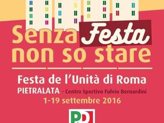 Festa dell'Unità di Roma