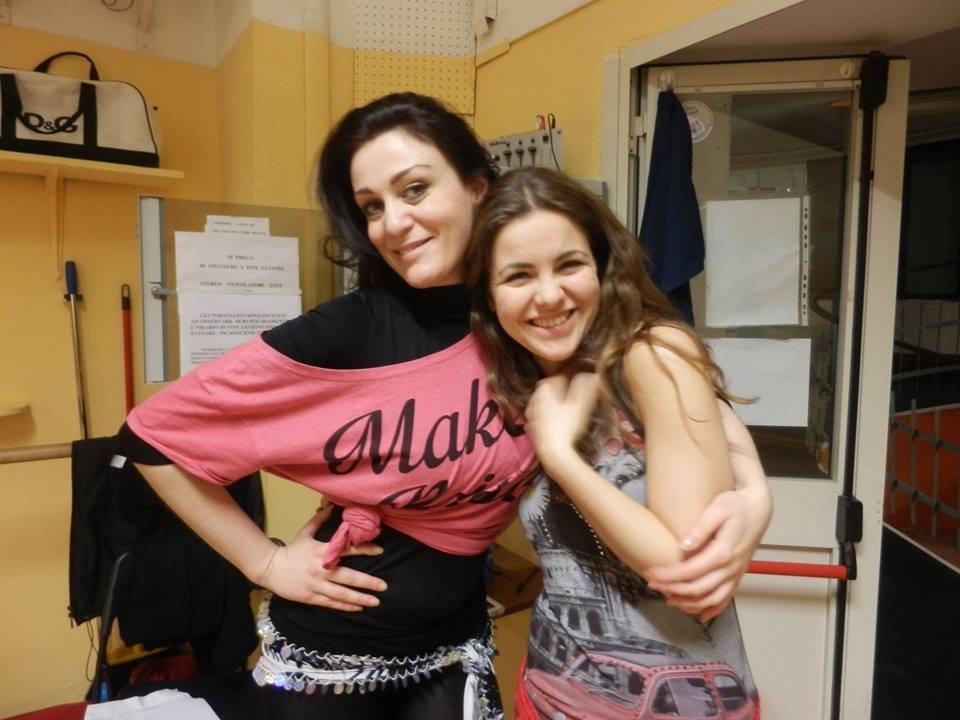 Tarab e Sha3by con Valentina Mahira