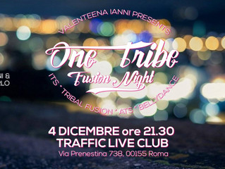 One Tribe fusion Night