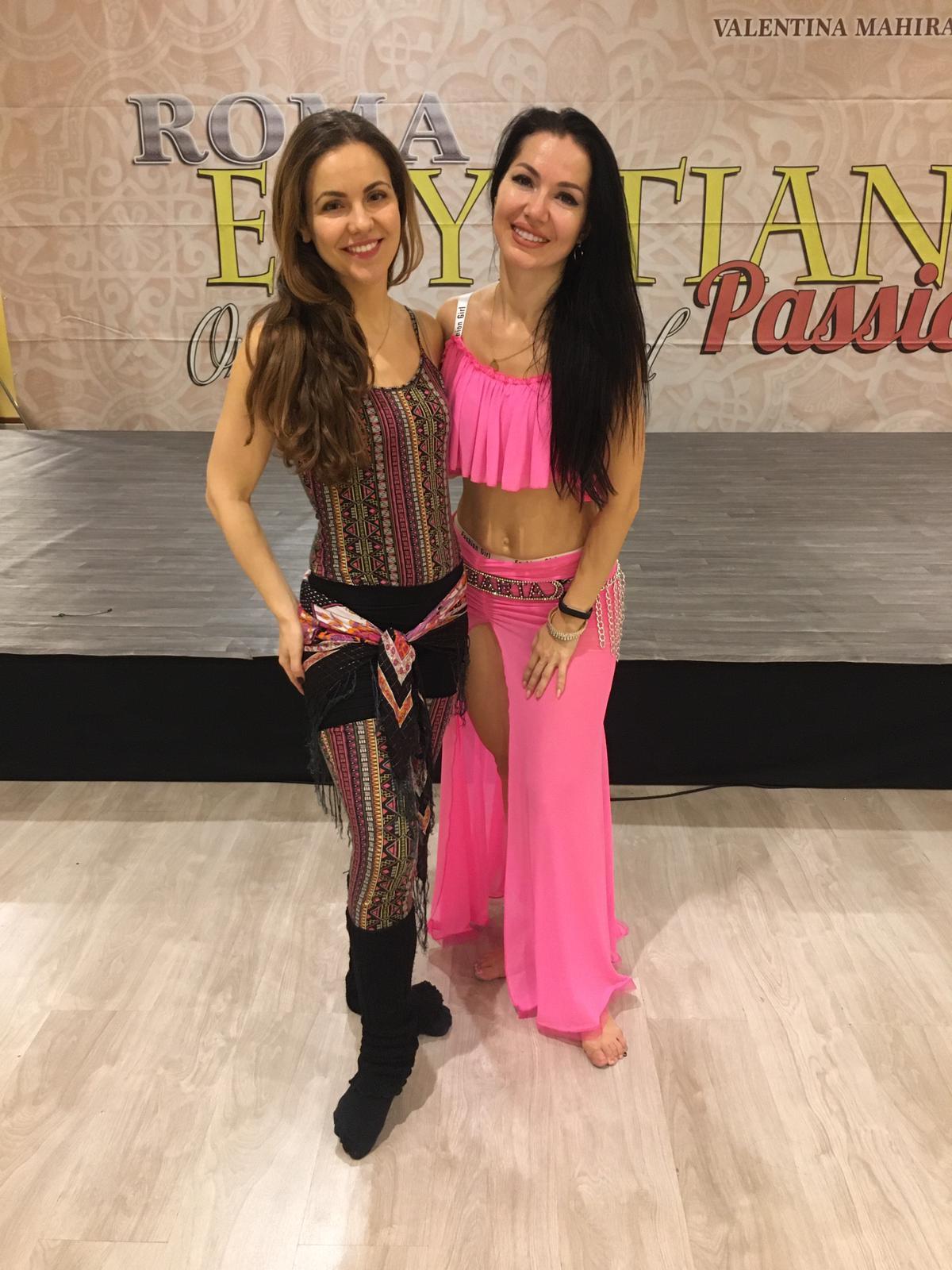 Drum Solo e Tarab con Marta Korzun
