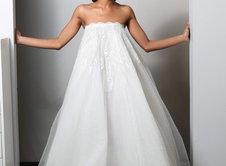 4 Tips For Wedding Dress Shopping During Covid19
