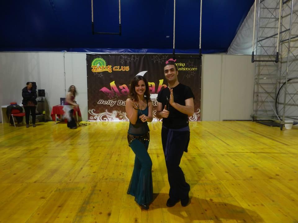 Semsemia con Hosam Elmansy