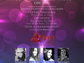 Ishtar Gala - 28 Novembre Nuovo Teatro San Paolo