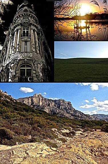 Pèlemèle : mélange de photos