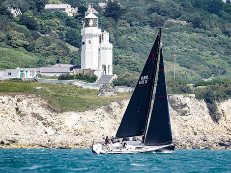 Round Isle of Wight Race Preview by J/Sailing News