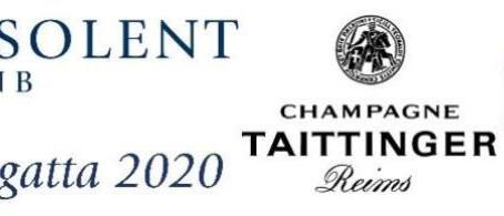 Taittinger RSYC 2020 Regatta Cancellation