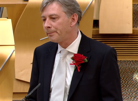 FMQs: Ricardini's ordeal by GERS