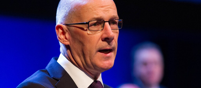 John Swinney does not deserve this media hounding