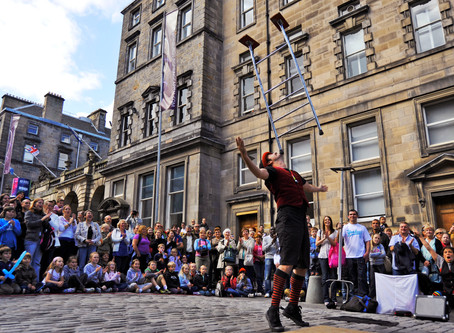 A quiet revolution: Edinburgh mourns the Fringe, but a brighter future beckons