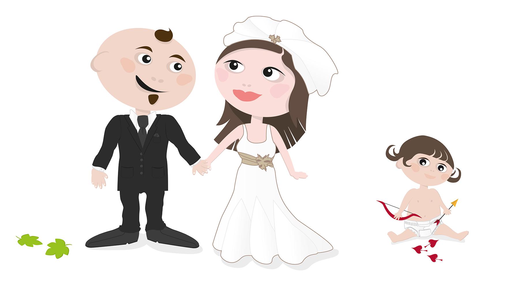 Torte_Hochzeitspaar