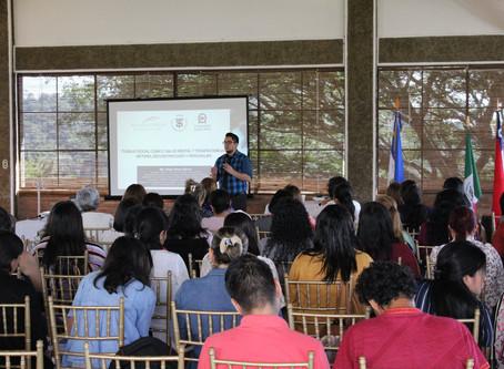 Miembro del ICHTSC participa en Congreso Internacional de Trabajo Social Clínico en El Salvador
