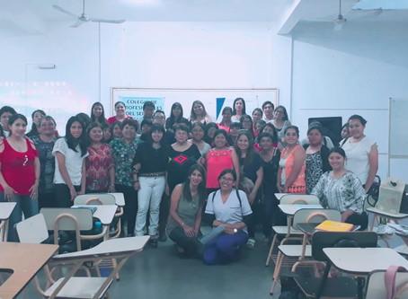 Exitosa Jornada Intensiva de Trabajo Social Clínico se realiza en Argentina en San Salvador de Jujuy
