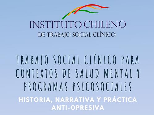 Curso: Fundamentos del Trabajo Social Clínico