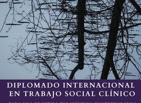 Diplomado Internacional en Trabajo Social Clínico 2021 y otras noticias