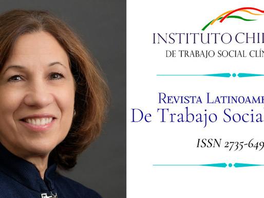 Directora de la principal revista mundial de Trabajo Social Clínico se une al proyecto del IChTSC
