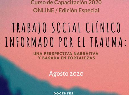 Exitosa capacitación sobre TSC Informado por el Trauma para programas FAE-PRO ONG María Acoge