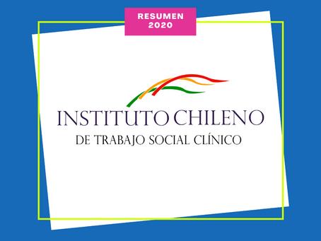 Resumen 2020 del Instituto Chileno de Trabajo Social Clínico: Trayectoria y Proyectos Sociales