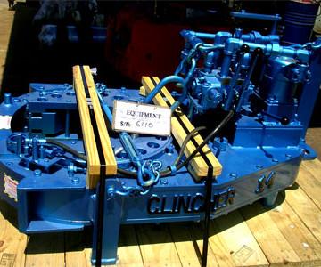Manual & Hydraulic Power Tongs