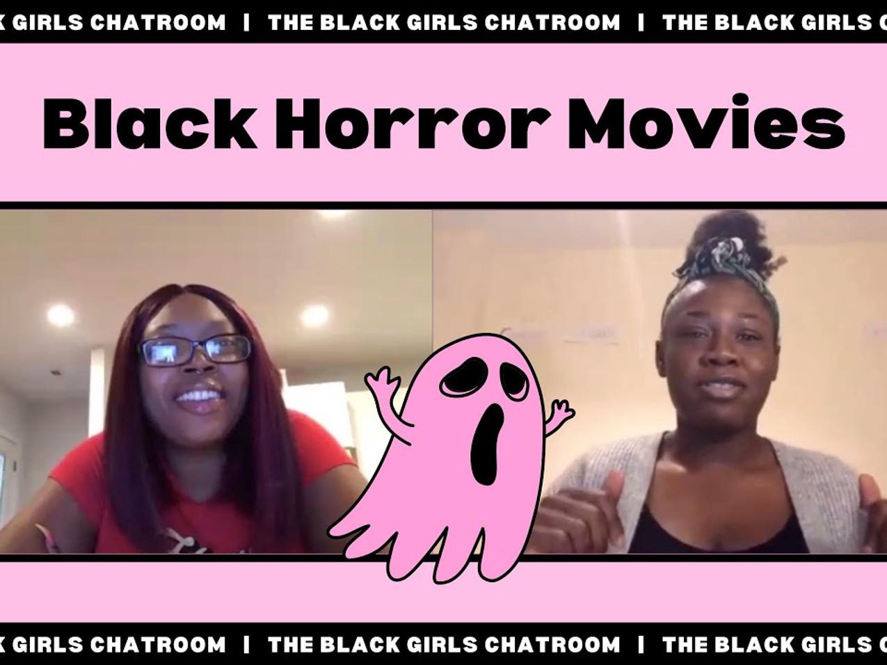 BiBi and Eunice discuss Black Horror Movies | S1 E7