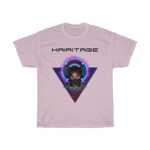 Baby Pink Futuristic Imani Tee