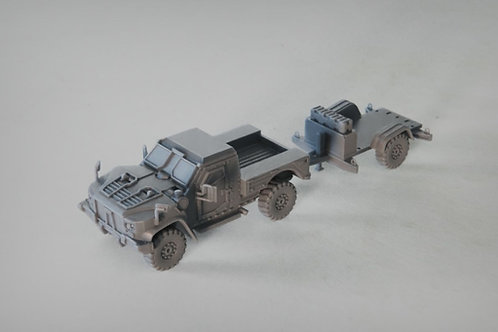 JOINT LIGHT TACTICAL VEHICLE (JLTV) MILITARY VEHICLE UTILITY