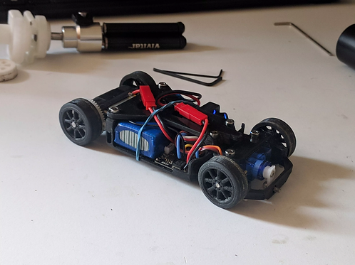 OPENZ V3B CHASSIS (128 RC)