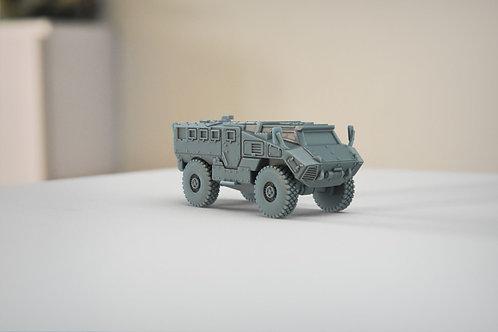 RG35 4x4 MIlitary Vehicle