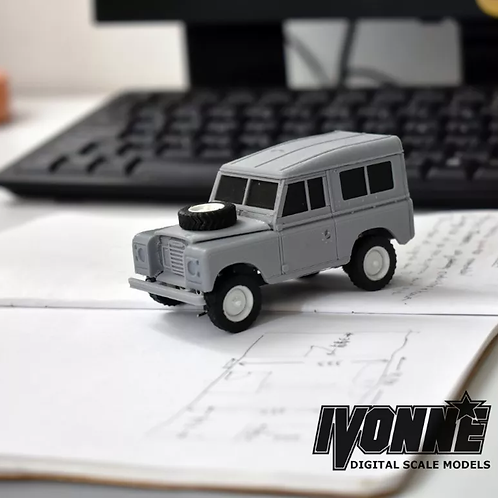 LAND ROVER TYPE 88,  DISPLAY MODEL