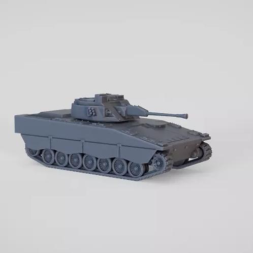 COMBAT VEHICLE 90 CV90 SW STRIDSFORDON 90 STRF90 IFV