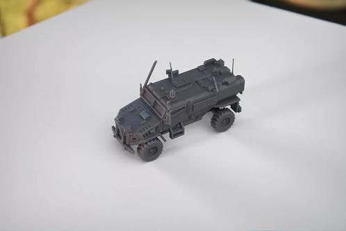 OCELOT FOXHOUND IFV 164 SCALE MODEL
