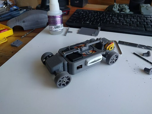 OPENZ V16C CHASSIS (128 3D PRINTED RC)