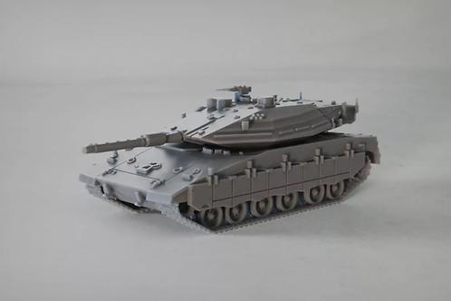 MBT MERKAVA MK4 164 SCALE MODEL