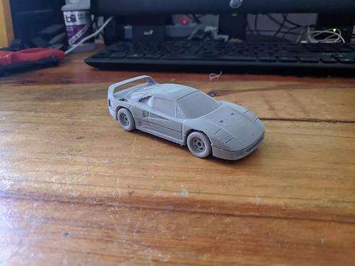 FERRARI F40 SUPER CAR