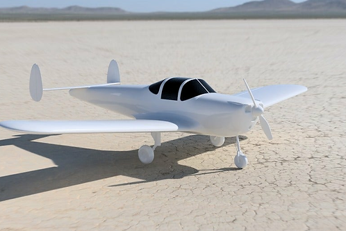 ERCOUPE AIRCRAFT SCALE MODEL