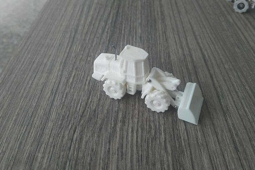 GENERIC FRONT LOADER, EASY TO PRINT